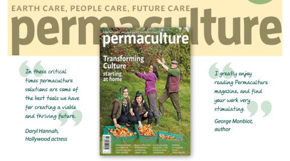 Permaculture magazine