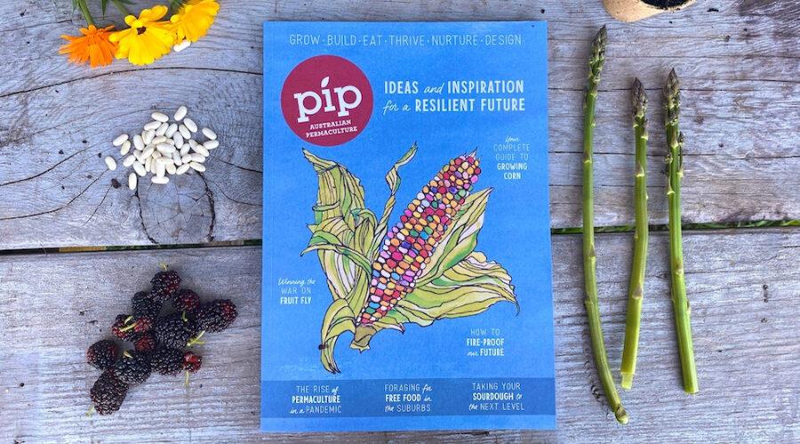 Pip Australian Permaculture Magazine