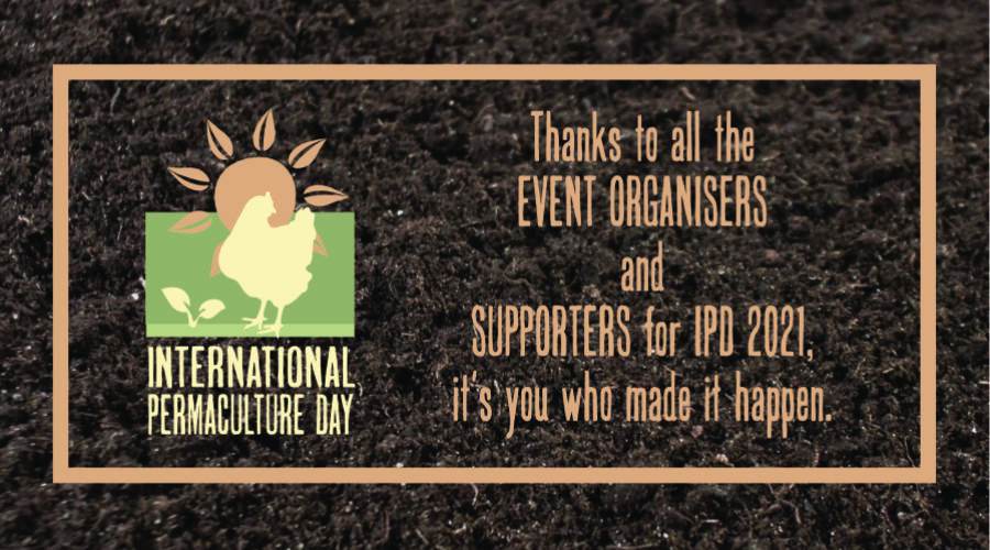 Thanks to event organisers of IPD events